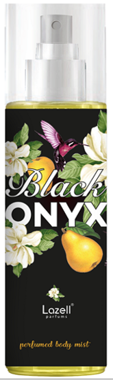 Lazell Black Onyx Body mist 200 ml